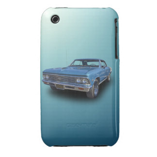 1966 CHEVROLET CHEVELLE SS iPhone 3 CASES