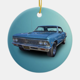 1966 CHEVROLET CHEVELLE SS CERAMIC ORNAMENT