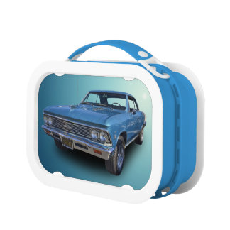 1966 CHEVROLET CHEVELLE SS LUNCH BOX