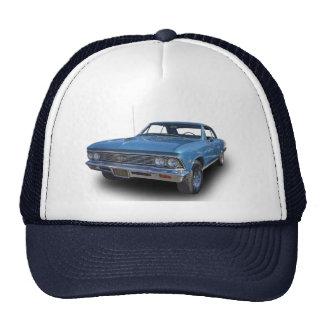 1966 CHEVROLET CHEVELLE SS TRUCKER HAT