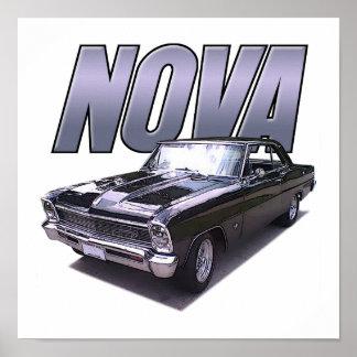 1966 Chevy Nova Poster