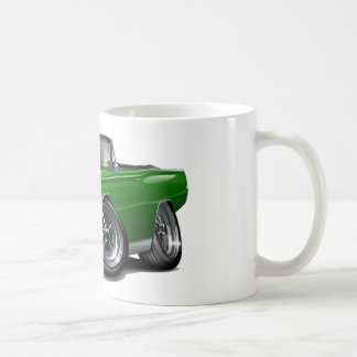 1966 Coronet Green Convertible Coffee Mug