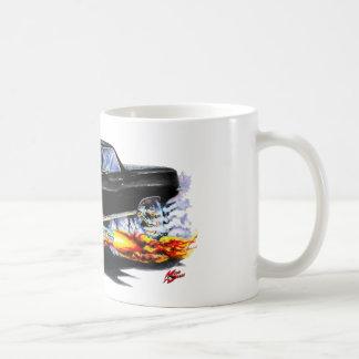 1966 El Camino Black Truck Coffee Mug