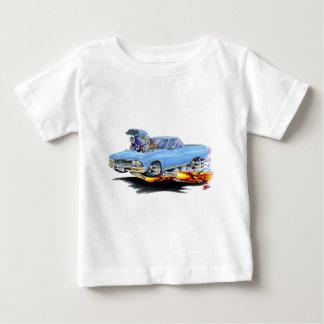 1966 El Camino Lt Blue Truck Baby T-Shirt