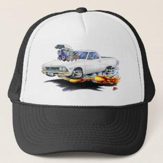 1966 El Camino White Truck Trucker Hat