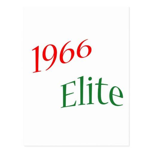 1966 Elite Post Card