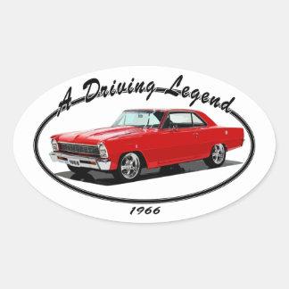 1966_nova_red oval sticker