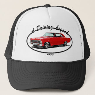 1966_nova_red trucker hat