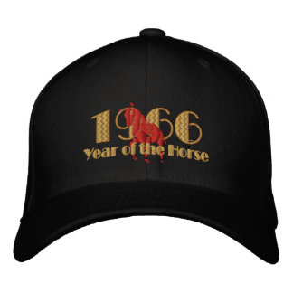 1966 year of the Horse - Cool 66 cap