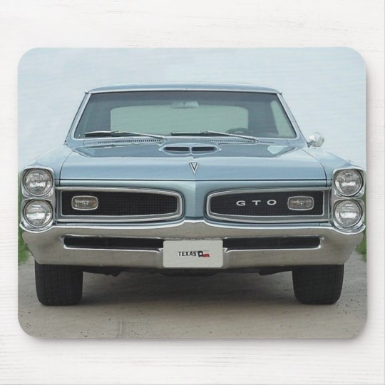 1966GTOFRT3 MOUSE PAD
