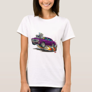 1967-68 Firebird Purple Car T-Shirt