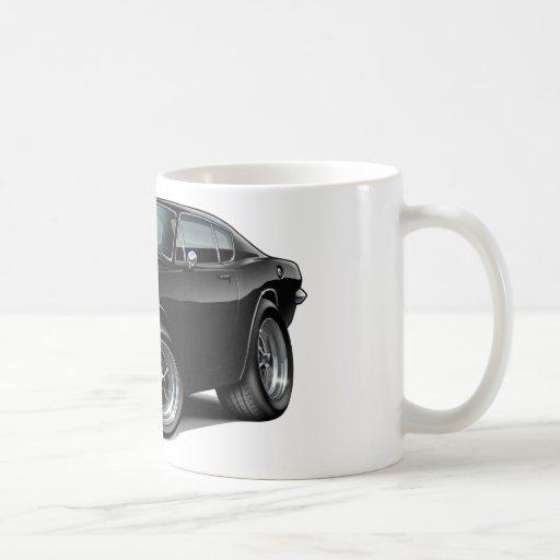 1967-69 Barracuda Black Car Mug