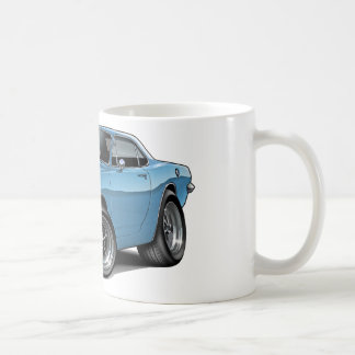 1967-69 Barracuda Lt Blue Coupe Coffee Mug