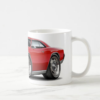 1967 Chevelle Red Car Coffee Mug