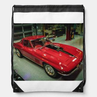 1967 Chevrolet Corvette L88 Drawstring Bag