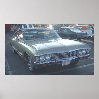1967 Chevrolet Impala Poster