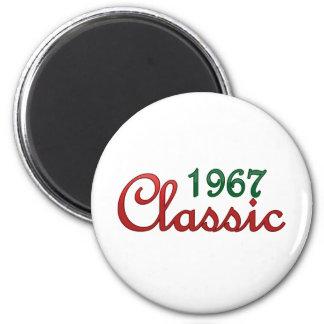 1967 Classic Magnet