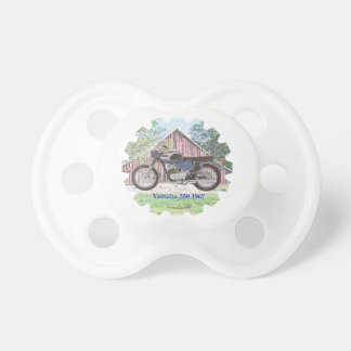 1967 Classic Motorcycle Yamaha Pacifier