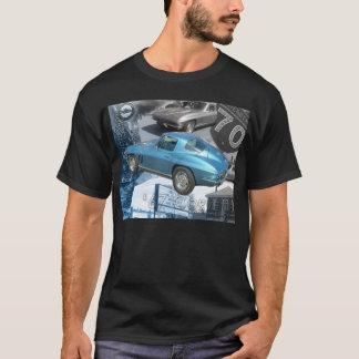 1967 Corvette-Buffalo Bill Corvette Show T-Shirt