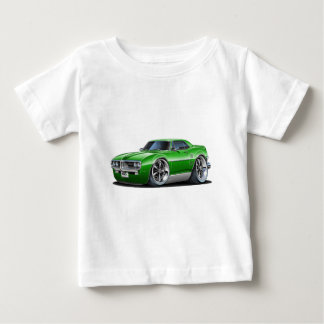 1967 Firebird Green Car Baby T-Shirt