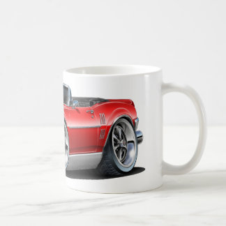 1967 Firebird Red Convertible Coffee Mug