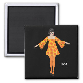"""1967"" fridge magnet"