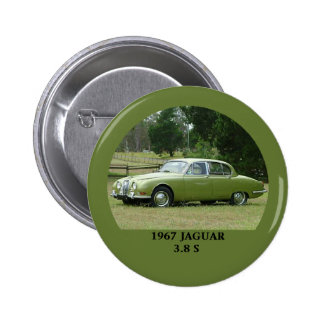 1967 Jaguar 3.8S Button