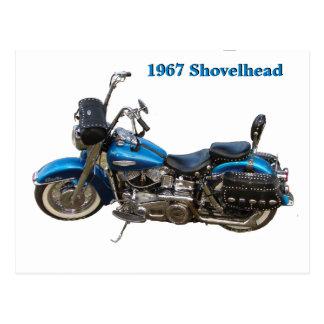 1967 Shovelhead Postcard