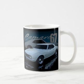 1967 white coffee mug