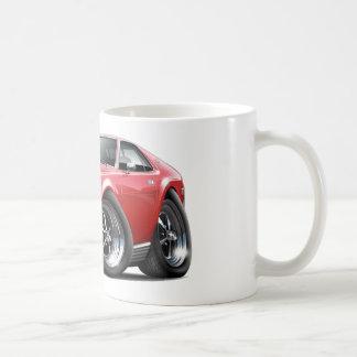 1968-69 AMX Red-White Car Coffee Mug