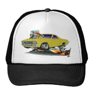 1968-69 El Camino Gold Truck Trucker Hat