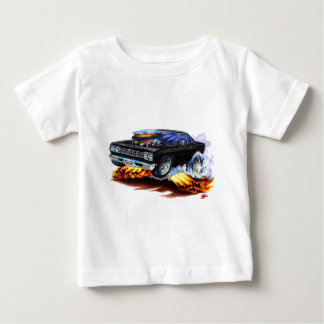 1968-69 Roadrunner Black Car Baby T-Shirt