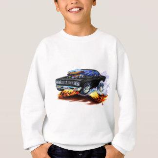 1968-69 Roadrunner Black Car Sweatshirt
