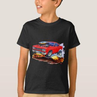 1968-69 Roadrunner Red Car T-Shirt