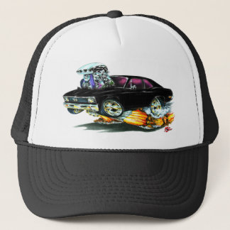 1968-70 Nova Black Car Trucker Hat