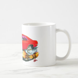 1968-70 Nova Red Car Coffee Mug