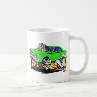1968-71 Dodge Dart Lime Car Coffee Mugs