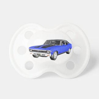 1968 Blue Muscle Car Pacifier