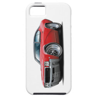 1968 Buick GS Red-Black Top Car iPhone 5 Case
