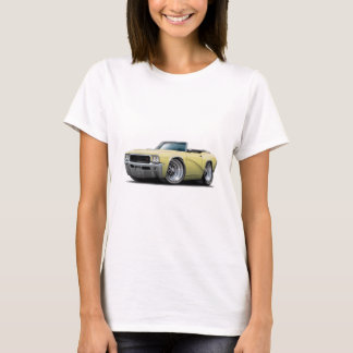 1968 Buick GS Yellow Convertible T-Shirt