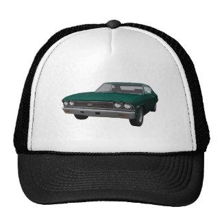 1968 Chevelle SS: Green Finish Trucker Hat