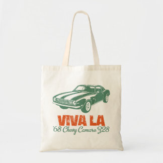 1968 Chevrolet Camaro Z28 Tote Bag
