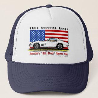 1968 Corvette Coupe Baseball / Trucker Cap