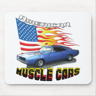 1968 Dodge Charger Mouse Pad