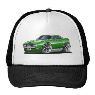 1968 Firebird Green Car Trucker Hat