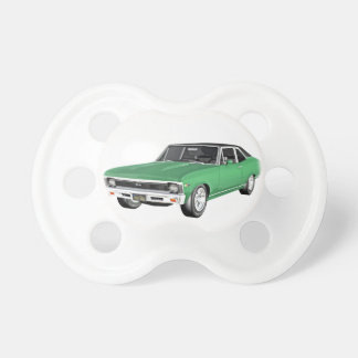 1968 Green Muscle Car Pacifier