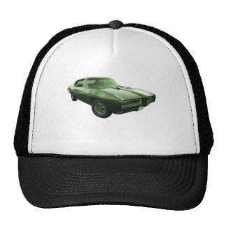 1968 GTO Muscle Car Trucker Hat