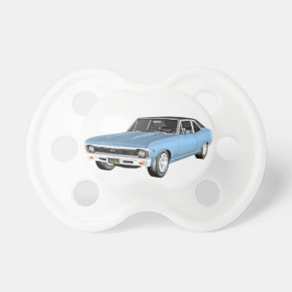 1968 Light Blue Muscle Cars Pacifier