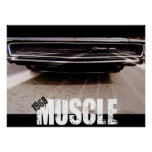 1968 Muscle Print