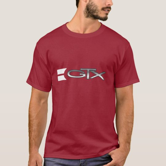 1968 Plymouth GTX T-Shirt